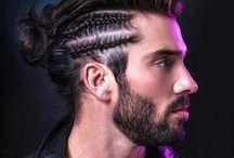 Male Braid Hairstyle