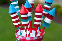 4th of July ideas / by Vickie Erickson