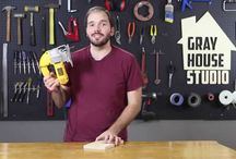 | DIY Tutorial Videos | / How to Videos for Home Renovation Projects
