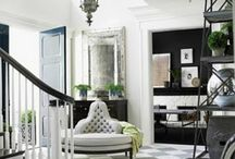 HOME :: entryway / by Erin Lipman