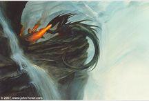 dragons / by Michelle Knudsen