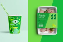 Organic Brand and Packaging Design