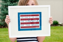 Patriotic / by Erin Foulis