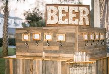 Beer & lemonade bar - Cervezas y limonada para bodas
