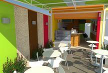 Restaurantes - Oniria Arquitectura