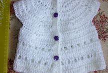 Baby crochet- my creations
