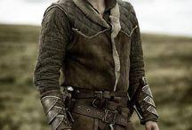 Мужчины - средневековье
