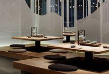 'INTERIOR) Restaurant-Orient
