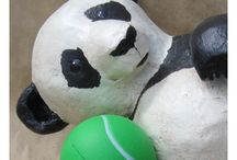Paper Mache Crafts for Kids / These paper mache projects would be great for kids to do.