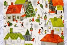 Mira Christmas Decorations