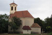 Magyar templomok, kápolnák.