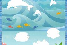 Vodne živočīchy