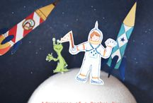 Play and Learning: Space / by Tiffany Malloy