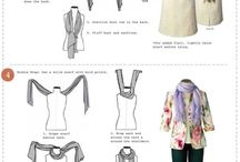 Clothes and Scarves