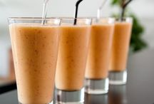 Drink Me / Plant-based beverages from nut-milks to juices to smoothies.