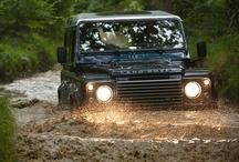 Land rover defender / Landy