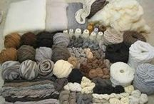 Wool projects