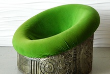 Statement Furniture and Decor / Gotta love a piece of furniture that makes a statement and people take notice!