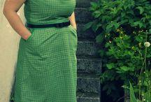 Sewaholic - CAMBIE dress / Robe Cambie