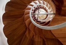 stairs-one-of-my-many-obsessions / by Gino Stacey