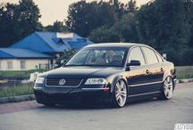 A.) Vw Passat 3bg / My second Car