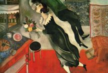 Chagall Inspired Interior