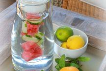 Water smaakjes