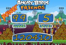 Angry Birds Friends Week 99 all levels no power / Angry Birds Friends Tournament  Week 99 - Week 100 - 07  to 13 April 2014 April 2014 All Levels 3 star strategy High Scores This is our  no power and power up