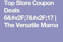 Store Coupon Deals