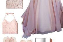 bride's accessories and underwear