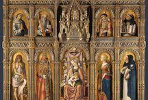 Altar Pieces / Composition ideas