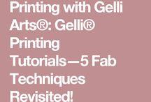Jelli printing