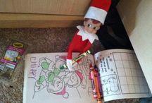 elf on the shelf...Simon