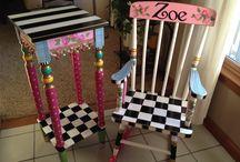 Handmade design / Декор, мебель ручной работы