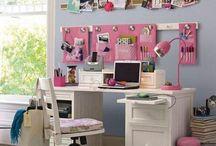 Scarlett room