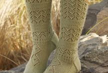 Socks I will knit ~ one day