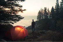 Camping / Preparing for Canada!