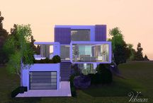My Architecture / Exterior design on my uploaded houses