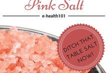 pink salts / by Cassie Dilbert