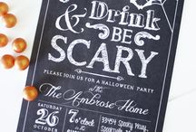 Hallowpartay / by Julie Smith