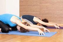 #Pilates alla #mattina / Sviluppa il corpo in modo equilibrato, corregge le #posture sbagliate, rinvigorisce il #fisico e la #mente ed eleva lo spirito.