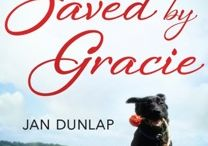 Saved by Gracie: How a rough-and-tumble rescue dog dragged me back to health, happiness, and God / My memoir about my adopted dog Gracie and how she changed my life - released by Authentic Publishers in April 2014