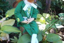 Raewyn Parker Cloth Doll Designs