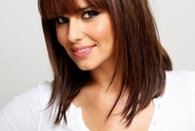 hairstyles or colors / by Maribel Aguilar