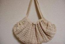 Crochet Bag / everyting bag crochet an pattern