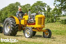 V8-tractors