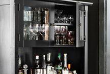 Home, Bar set up