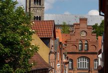 Viborg´s old town