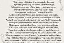 Baptism ideas / by Jennie Tingey Jefferies
