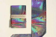 hologram// metallic// mermaids